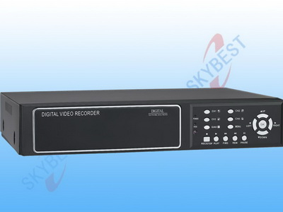 H.264 Stand Alone DVR-8004/8004P/8004V/8004VP (mobilephone surveillance, IPhone)