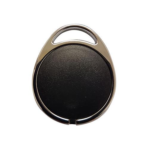 Batag RFID PC (Polycarbonates) Key Fob with Metal Fittings KP6-210S-0N 13.56MHz MIFARE Classic® 1K