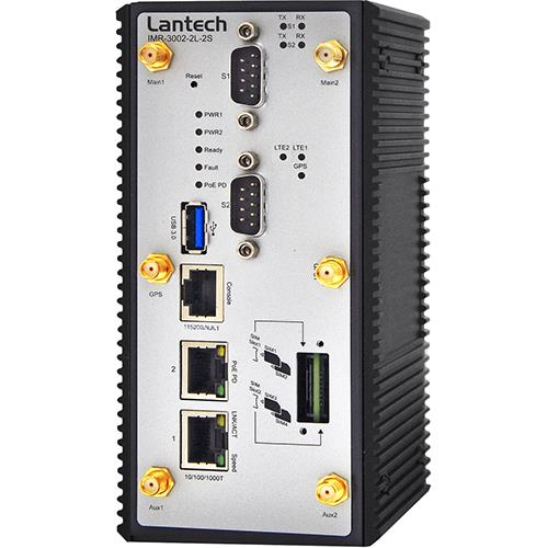 Lantech IMR-3002 Multi-function LTE Wireless Router