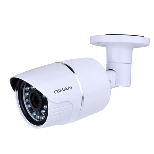 H.264 IP Waterproof Camera, 30FPS@1080P, Dual Streams, ONVIF, With IR-CUT for QH-NW457SO-P