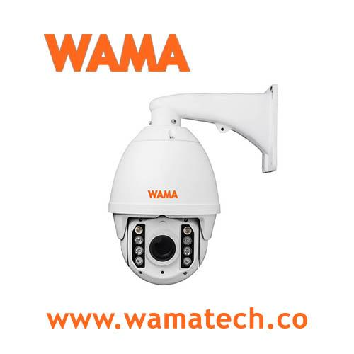 WAMA 3MP Starlight 33x High Speed Dome IP Camera (NZ3-T133)
