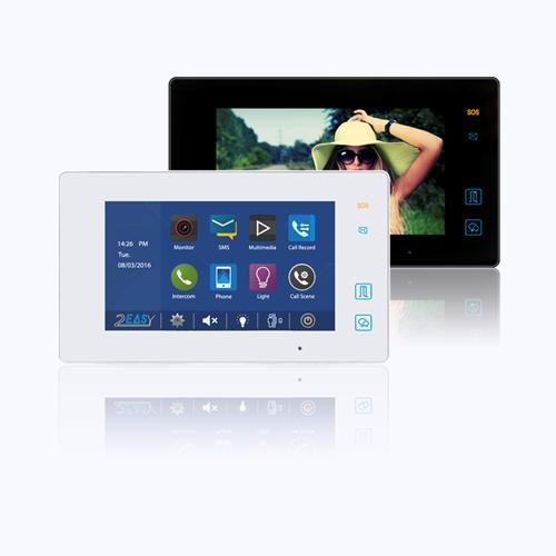 V-TEC DT47MG Video Door Phone Indoor Monitors with Touch Screen