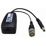 Passive Video/Power Lead Balun   VPB110RJM = Male Only