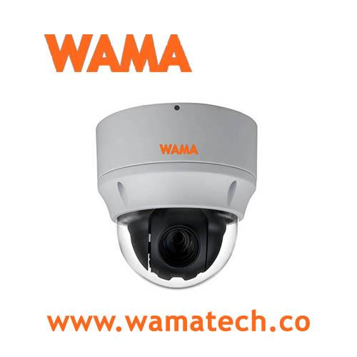 WAMA 2MP Vandal Resistant High Speed Dome IP Camera (NZ2-T210)