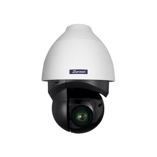 Surveon CAM6571LZ Outdoor IR Speed Dome Network Camera