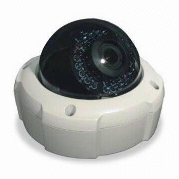 DAR-320H-VDX (3D Axis Vari-Focal IR Dome Camera)