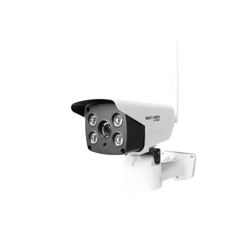 H.265 Outdoor water-proof WIFI Pan/Tilt IR SD card Two ways audio IP Bullet camera