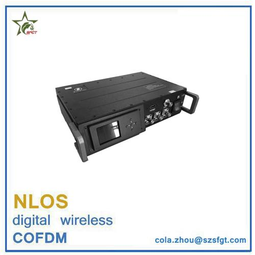 100km long range COFDM wireles professional Video link