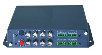 8 Channel Video Fiber Optic product