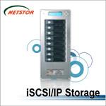 NR760A - Desktop 8 bay iSCSI Networking Storage