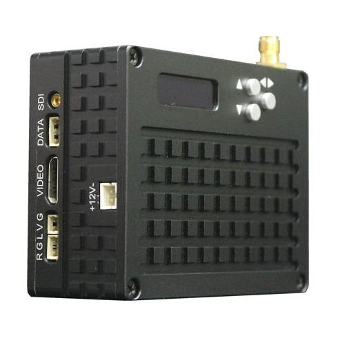 Full HD long range 30~50KM Mini HD-SDI/HDMI/CVBS cofdm video transmitter