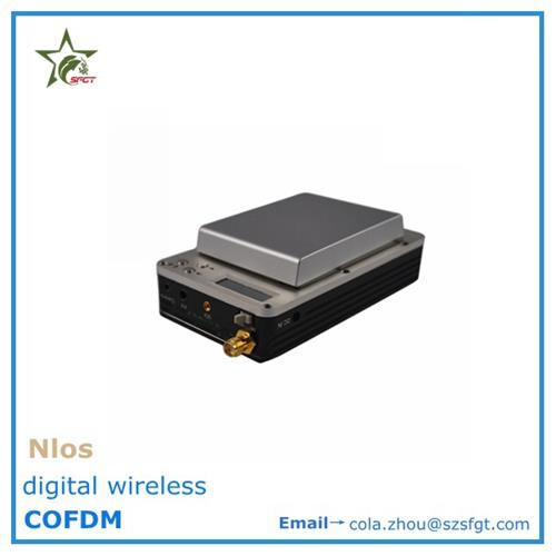 20km HD-SDI HDMI cofdm wireless UAV videolink