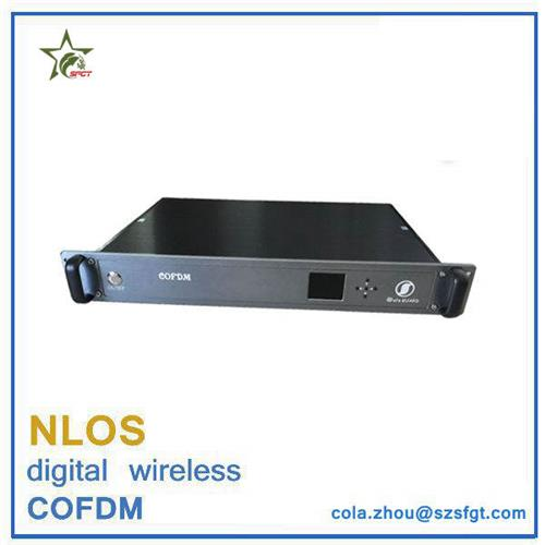 HD 1080P Long Range RF cofdm video Receiver