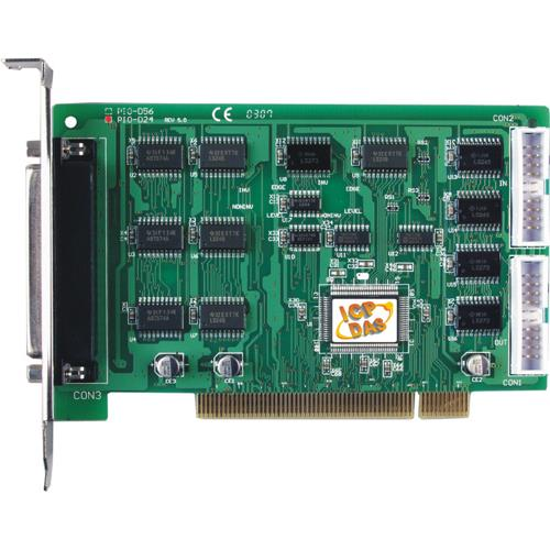 ICPDAS PCI Express, 56/24-channel DIO Board	PIO-D56