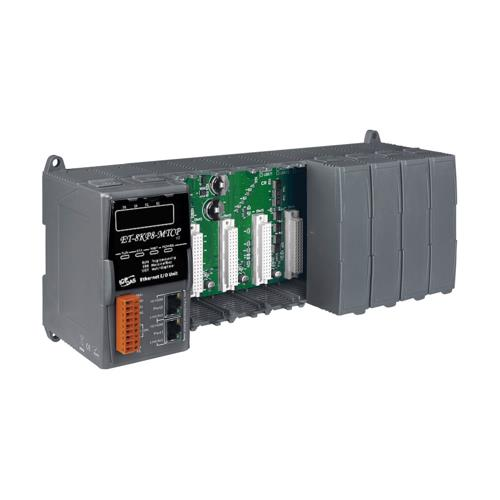 ICPDAS Modbus/TCP I/O Unit with 8 slots	ET-8KP8-MTCP
