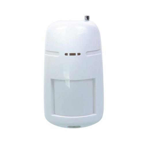 PIR & MW Wireless Intrusion detector pet immunity 25kgs