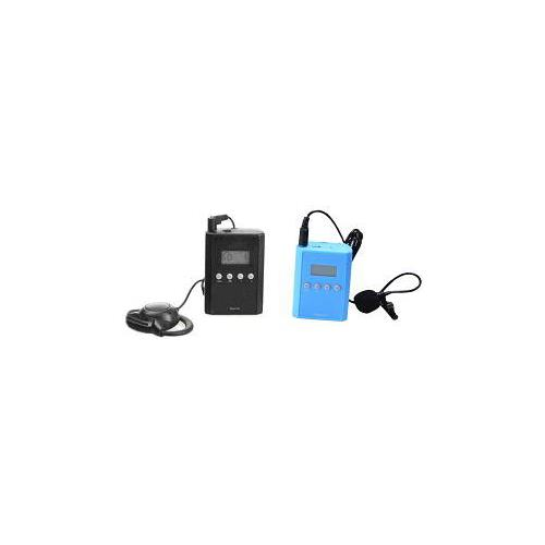 WT-2400 Series Light Weight Wireless Tour Guide System (Rechargeable)