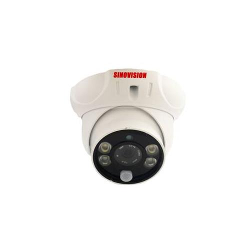 Sinovision IP PIR Alarm Dome Camera