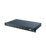 SED-2600 Series 1U Rackmount 8-channel MPEG-4 Video Server