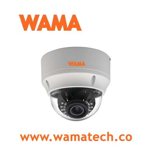 WAMA 2MP Starlight H.265 Vandal Resistant Dome IP Camera (NV2-V36W)