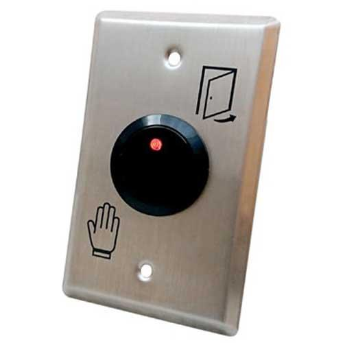 Waterproof DC 24V Contactless Infrared Sensor Exit Button(PBT-211IRB-24V)