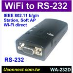WiFi RS-232 adapter-WA-232D