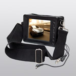 "5.6"" TFT-LCD Monitor w/BAG for CCTV security"