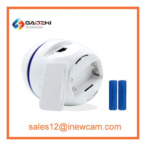 Night version IR residential security wireless smart mini camera