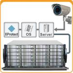 IP Surveillance Storage for 6G SAS RAID System