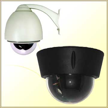 Hands Free Auto Tracking Speed Dome [K-58,59RD]