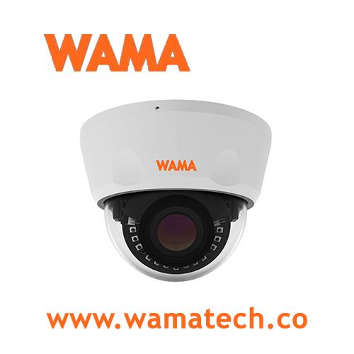 WAMA 4K H.265 Intelligent Vandal Resistant IP Camera (NS8-V26W)