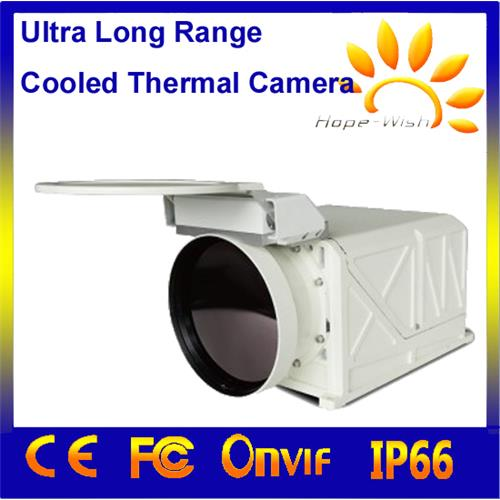 10-60km surveillance Cooled infrared Thermal imaging Camera