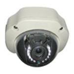 YUC-Wi95-312  MPEG4 MEGA PIXEL IR VANDAL DOME