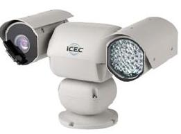 Heavy Duty IR 100M PTZ Camera