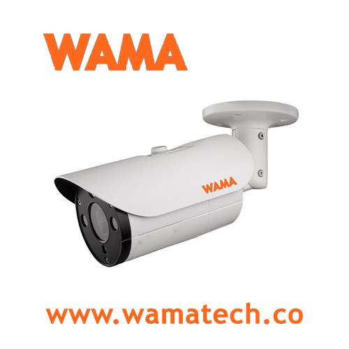 WAMA 4K H.265 Intelligent Bullet IP Camera (NS8-B36W)