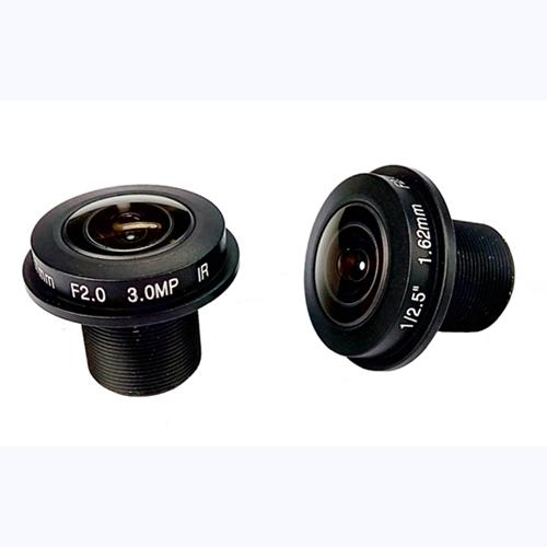 Phenix fisheye lens 1/2.5 1.29mm 10 megapixel