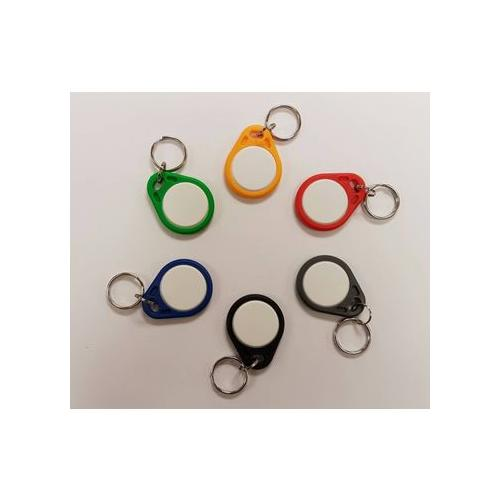 Batag RFID ABS Key Fob, KCA-050x-0N (IC: ATA5577, 125kHz, Read/Write) AB0003