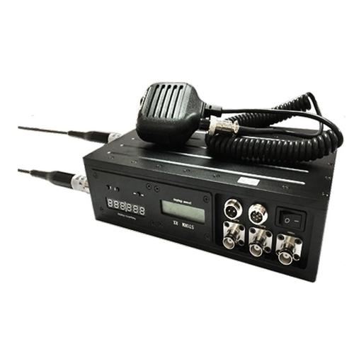 10watt NLOS Wireless Video and Talk back COFDM Transmitter