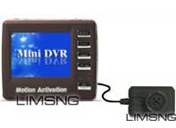 Mini DVR LS309 & Spy button camera LS-619