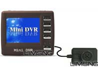 Mini DVR LS308 & Spy button camera LS-618