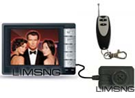 Mini DVR LS408 & Spy button camera LS-618