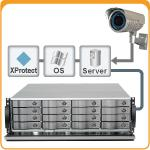 IP Surveillance Storage for Nova Entry 39S 1G iSCSI RAID System