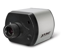 2 Mega-Pixel H.264 Box IP Camera