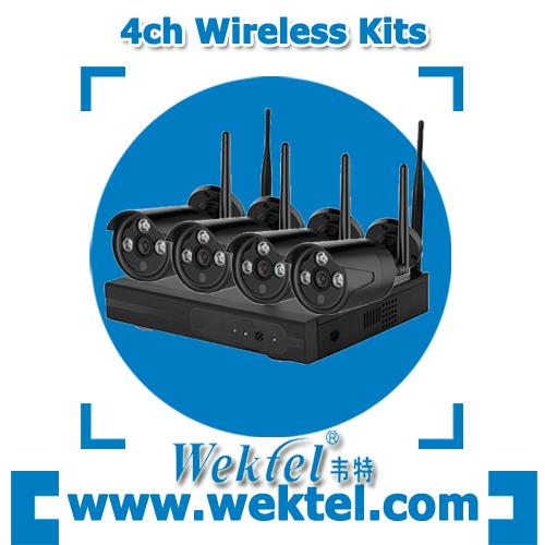 Wirless NVR Kits/IP Kits