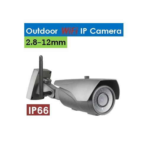 WiFi Outdoor IP Camera