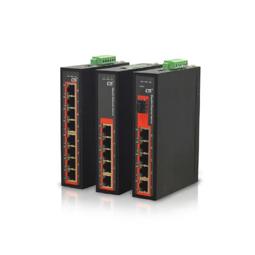Industrial Ethernet Switch IGS-800, IGS-501S & IGS-500