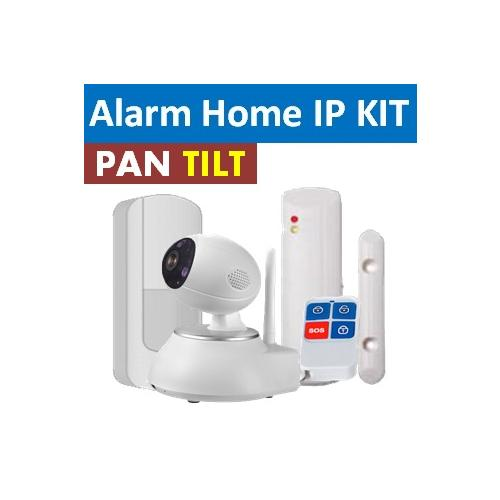 Wireless Alarm IP KIT