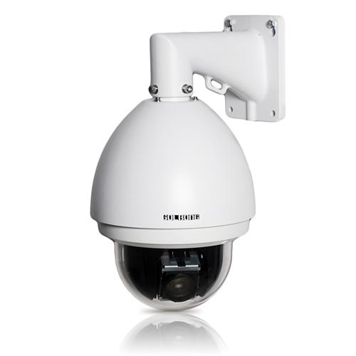GOLBONG  High–speed  2MP IP  PTZ Dome Camera