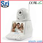 Sricam SP004 Free video call IP indoor camera wireless IP Phone camera