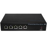 5 Channel Video & Power Server   VBP24DC-05